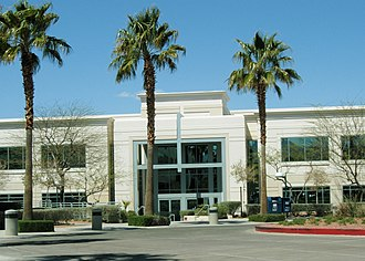 Zappos - Zappos.com former headquarters in Henderson