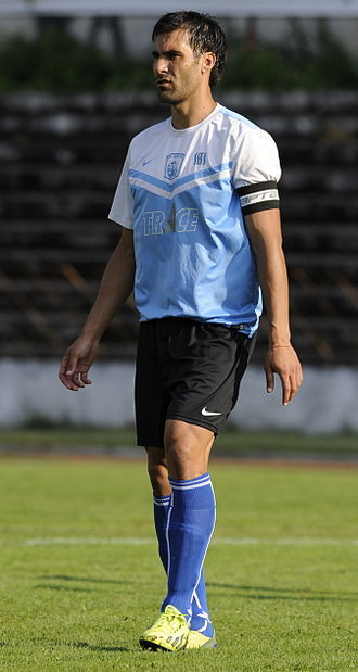 FC Vereya - Zhivko Zhelev was appointed Vereya playing head coach in March 2015
