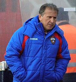 Зико в качестве тренера «ЦСКА»