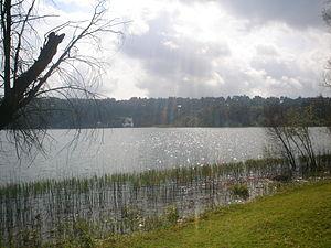 Lake Zirahuén - Lake Zirahuén