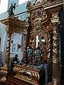 """""""Положение во Гроб"""" - фрагмент интерьера храма в Нижнем Аблязово.jpg"""