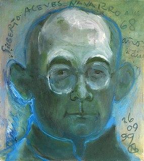 Gilberto Aceves Navarro Mexican artist