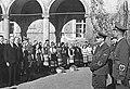 """""""Dożynki na Wawelu. Z wizytą u Hansa Franka delegacja ukraińska. 24.10.1943 r."""".jpg"""