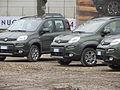 """"""" 12 - ITALY - Fiat Panda 4x4 Off-road drive - Motorshow di Bologna 009.JPG"""