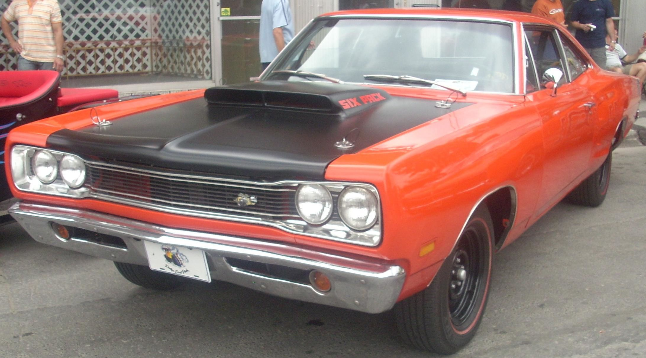 Dodge Super Bee - The complete information and online sale with free