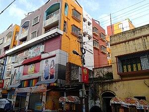 Serampore - 'm Bazaar' (Bazaar Kolkata Shopping Mall), K.M Sha Street, Serampore Town Station Bazaar