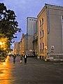 (Вечером) Червонозаводський театр-1931 р.-Харків-пр. Московський, 94 - общий 1.jpg