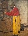 (Albi) Musée Toulouse-Lautrec - Portrait de Toulouse Lautrec, à Villeneuve-sur-Yonne, chez les Natanson (1898) - Edouard Vuillard.jpg