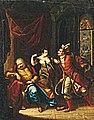 «Жанровая сцена» Юзефа II Бродовского.jpg