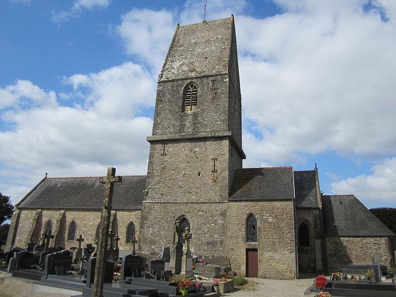Église Saint-Grégoire de fr:Saussemesnil