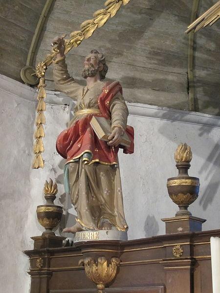 Église Saint-Pierre de Chanteloup