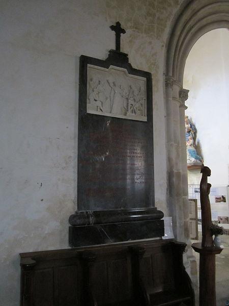 Église Saint-Pierre de fr:Muneville-le-Bingard
