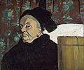 Émile Bernard Portrait of Bernard's Grandmother 1887.jpg