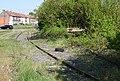 État de la section de Saint-Saulve à Blanc-Misseron de la ligne de Douai à Blanc-Misseron au 16 avril 2014 (113, gare d'Onnaing).JPG