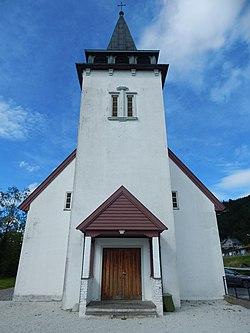 liste over danske kirker