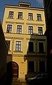 Činžovní dům U Bílého kohouta (Staré Město), Praha 1, Liliová 8, Staré Město.jpg