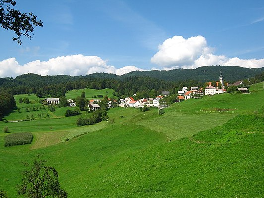 Šentviška Gora