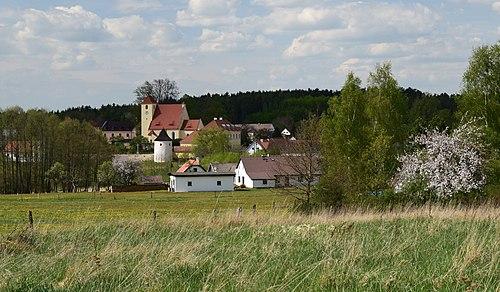 Žumberk, a small village