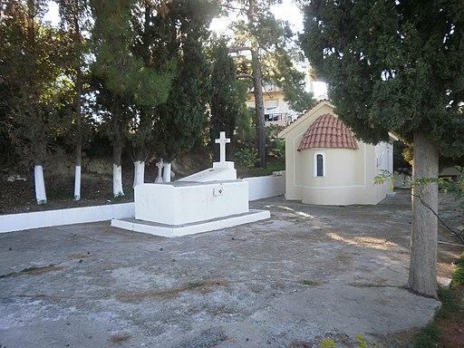 Άγιος Παντελεήμονας - Μνημείο εκτελεσθέντων