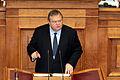 Απάντηση Αντιπροέδρου Κυβέρνησης και ΥΠΕΞ Ευ. Βενιζέλου σε Επίκαιρη Ερώτηση για την πΓΔΜ (Βουλή των Ελλήνων, 30.01.14) (12219882294).jpg