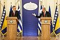 Συνάντηση ΥΠΕΞ Δ. Αβραμόπουλου με ΥΠΕΞ Βοσνίας και Ερζεγοβίνης Z. Lagumdzija (8679296396).jpg