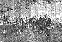 Аудиенция Густава Фокса у императора Александра II.jpg