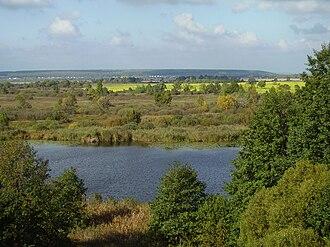 Voronezh Oblast - A lake near Voronezh