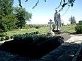 Братська могила радянських воїнів, с. Смирнове, в центрі села, Більмацький р-н, Запорізька область.jpg