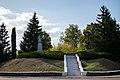 Братська могила радянських воїнів-прикордонників 94-го прикордонного полку (1 of 4).jpg