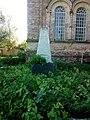 Братська могила 6 жителів села, які загинули в бою з махновцями Хибалівка 74-227-0148 01.jpg