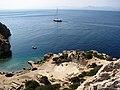 Бухта Геры Лимении. Раскопки античного храма. - panoramio.jpg