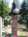 Бюст на мраморном постаменте на могиле Хвостова Павла Никитовича 1.jpg