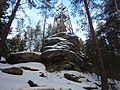 Вершина г. Марков-Камень, триангуляционная вышка.jpg