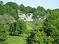 Вид на вул. Польову із Романової долини (відстань ~ 1 км) - panoramio.jpg