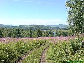 Partizansky District, Krasnoyarsk Krai District in Krasnoyarsk Krai, Russia