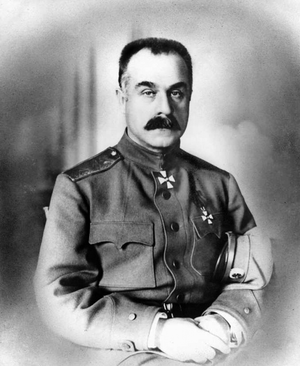 Alexey Kaledin - Alexey Kaledin in his Cavalry General uniform