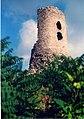 """Генуэзская крепость """" Чембало"""". Главная башня - донжон 14-15 вв. Балаклава.jpg"""