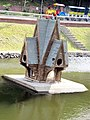 Гомель. Парк. У Лебяжьего озера. Фото 27.jpg