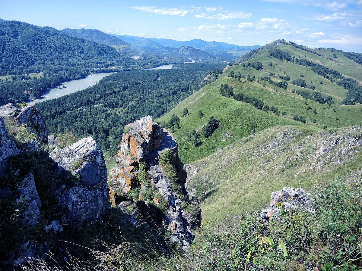 Altaysky district altai krai wikidata for Area933