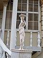 Греческая статуя на улицах города.JPG