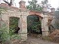Дом, в котором жил организатор троицкой подпольной большевистской организации Ф.Ф. Сыромолотов арка.jpg