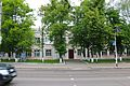 Житомир, Будинок школи в якому навчався О. С. Якубець — комсомолець-підпільк, Вул. Черняховського 48.jpg