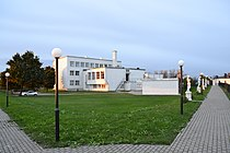 Здание музея изящных искусств и школы живописи ( Выборг, ул. Лужская, 1).JPG
