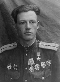 Ivan Pavlov (aviator) Soviet aviator