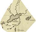 Озеро Ик на карте 1780 года.jpg