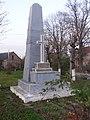 Пам'ятний знак воїнам-землякам, які загинули в роки Другої світової війни, Копичинці, Тернопільська область.jpg