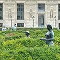 Сад Тюильри. Le jardin des Tuileries - panoramio (6).jpg