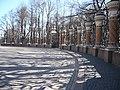Санкт-Петербург, Ограда Михайловского сада..JPG