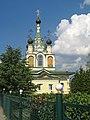 Сергиево. Церковь (часовня) иконы Божией Матери Всех Скорбящих радость 02.jpg