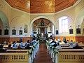 Служба в Балвской католической церкве - panoramio.jpg